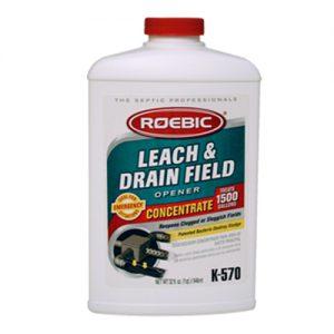 Roebic K570 Entwässerungssysteme Öffener