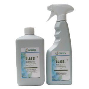 GREEEN GLASS! Paket Ökologischer Glasreiniger